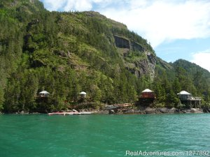 Orca Island Cabins Seward, Alaska Hotels & Resorts