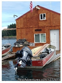 Alaska Sport Haven: Float House