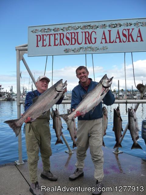 Alaska sport haven petersburg alaska hotels resorts for Petersburg alaska fishing