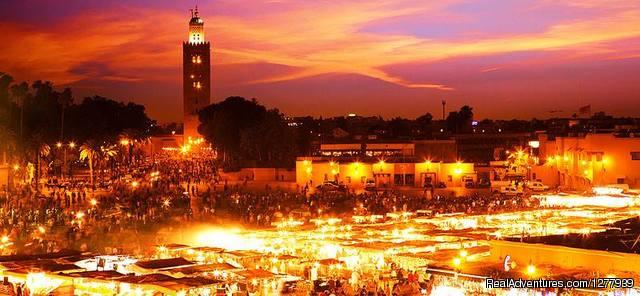 Visitas Guiadas de Marrakech