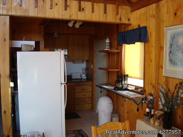 Ship Captain's View - Ship Captain's View Rental Cabin