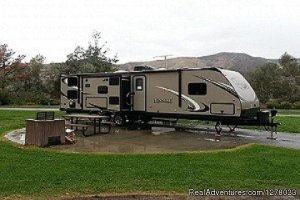 AB's rental Moreno Valley, California RV Rentals