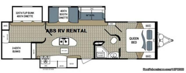 - AB's rental