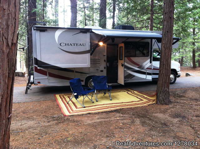 Yosemite RV Rentals: Camp in Comfort and Style