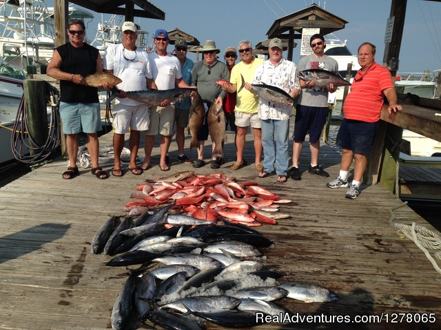 Capt Mike's Deep Sea Fishing 2 Day Trip