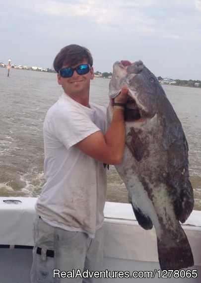 Capt Mike's Deep Sea Fishing Grouper