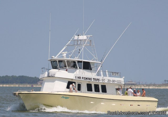 65 Ft. - Capt Mike's Deep Sea Fishing