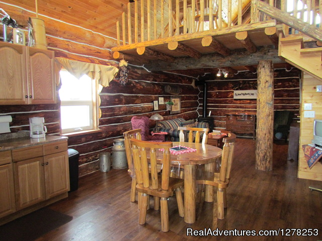 Accommodations - Sierra West Cabin & Ranch Vacations