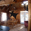 Log cabins in beautiful Kananaskis