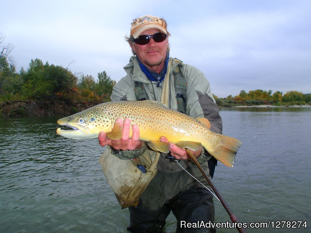Alberta Fly Fishing