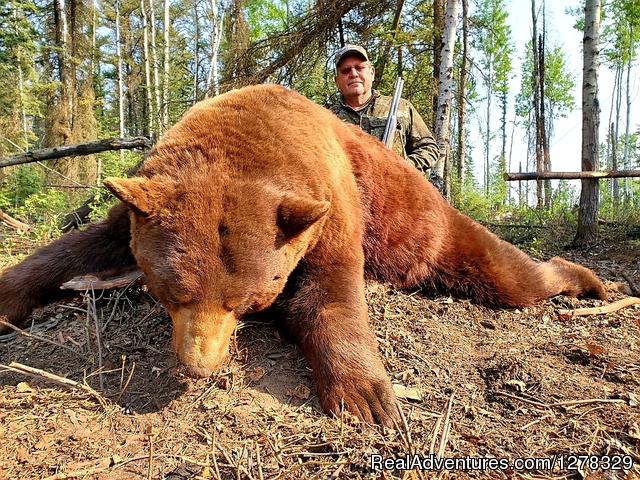 Double Diamond Wilderness Hunts Ltd. Hunting Trips Rimbey, Alberta