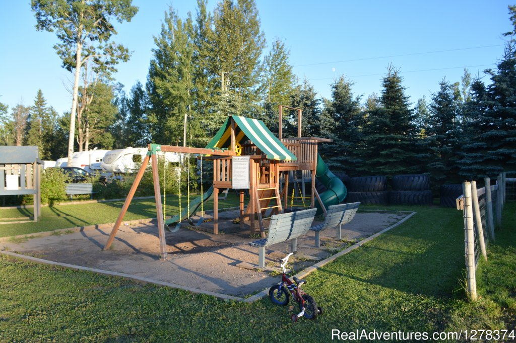Playground | Image #4/5 | Sagitawah RV Park & Campground