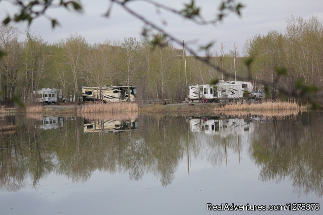 - Riverbend Campground