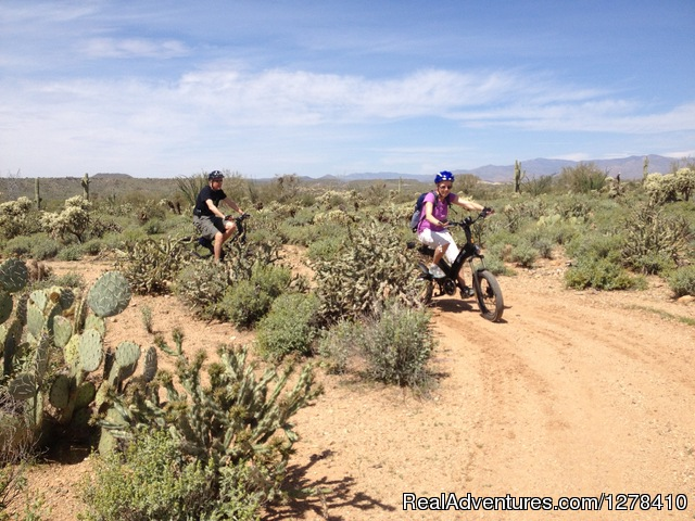Great views and fun trails - Journey Arizona Tours