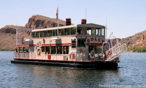 Dolly Steamboat Apache Junction, Arizona Cruises
