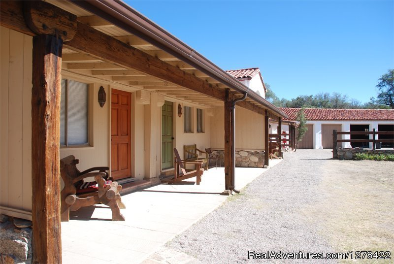 Mosey to the Stables | Image #5/18 | El Rancho Robles guest ranch and retreat center