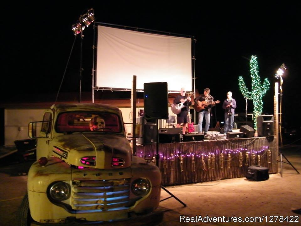 Live music | Image #9/18 | El Rancho Robles guest ranch and retreat center