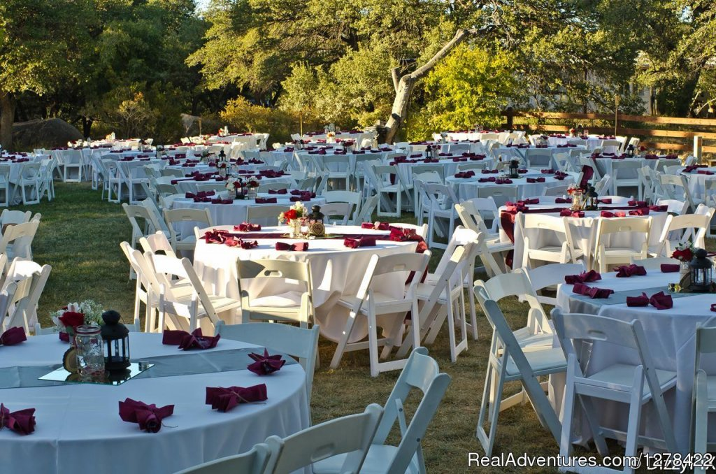 Set for 400 | Image #18/18 | El Rancho Robles guest ranch and retreat center