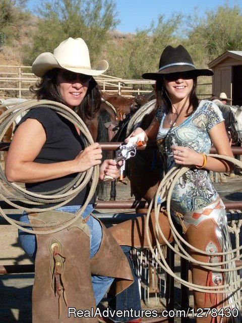 - Cave Creek Trail Rides