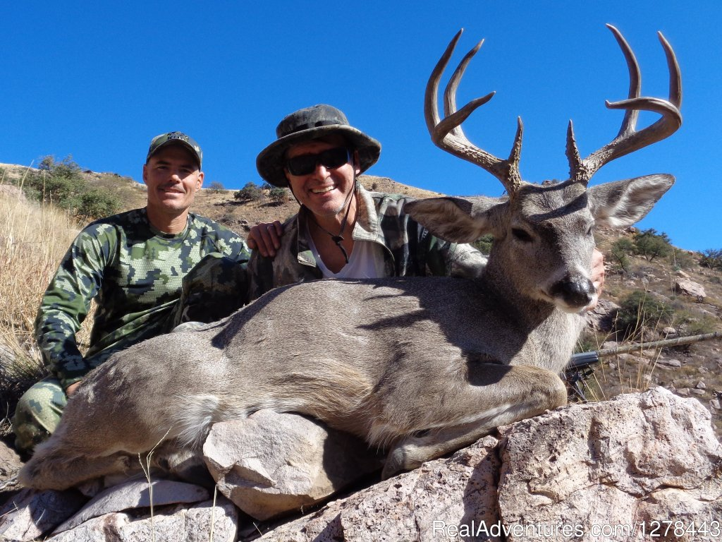 Coues Deer Hunting Guides Outfitters | Image #5/11 | Arizona Guided Hunts