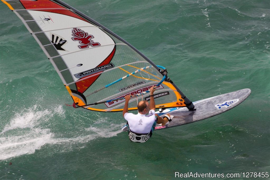 Learn to windsurf with Pritchard Windsurfing | Image #3/3 | Windsurfing Clinics With Pritchard Windsurfing