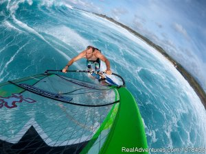 Windsurfing Clinics With Pritchard Windsurfing Kihei, Hawaii Windsurfing