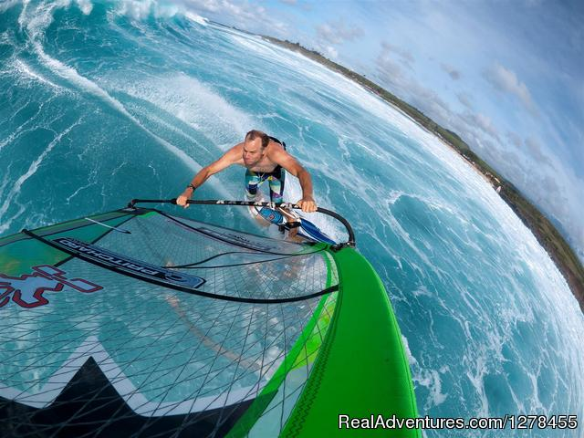 Windsurfing Clinics With Pritchard Windsurfing