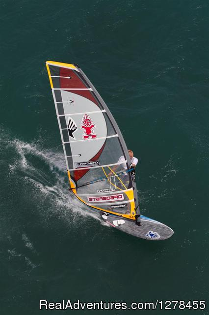 Windsurfing Clinics With Pritchard Windsurfing - Windsurfing Clinics With Pritchard Windsurfing