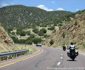 Guided Motorcycle Tours in Arizona & the Southwest Mesa, Arizona Motorcycle Tours