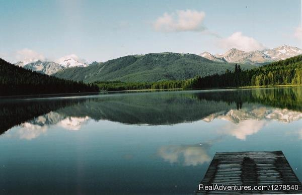 Spruce Lake (We have a camp there) | Image #9/11 | Chilcotin Holidays