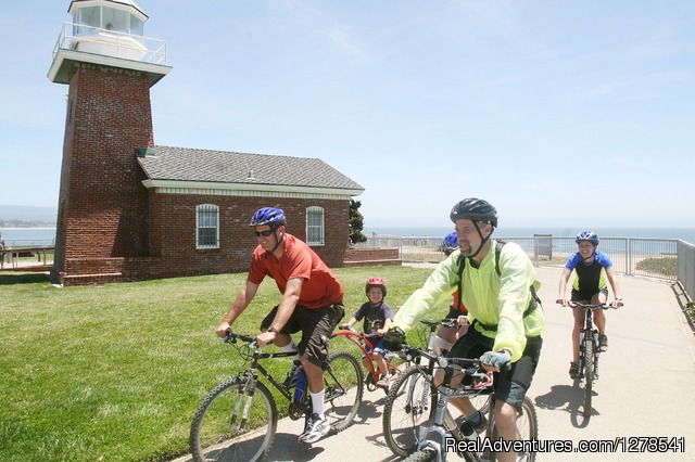 Santa Cruz Bike Tours