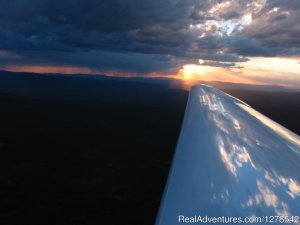 Sky King Soaring, LLC Payson, Arizona Scenic Flights