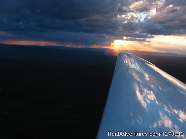 Sky King Soaring, LLC Scenic Flights Payson, Arizona