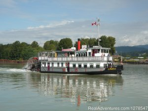 Sunset, View Wildlife, Party or just Relax Cruises New Westminster, British Columbia