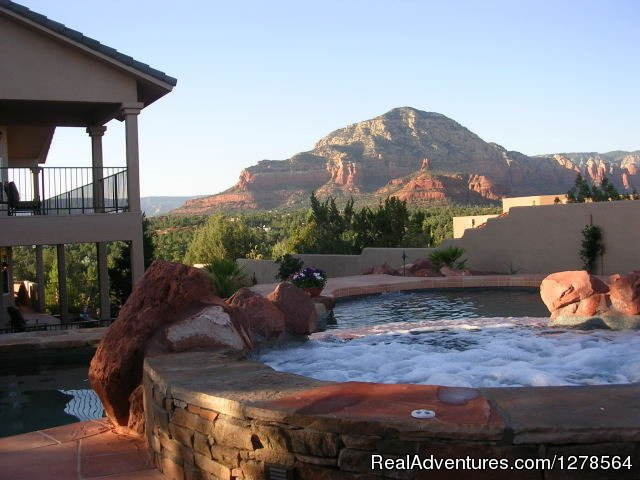 Image #7/19 | Sedona Grand Pool, Spa, Private 5 bedroom 5bath