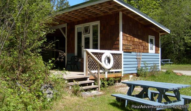 Discovery Cabin - SunLund By-The-Sea RV Campground & Cabins