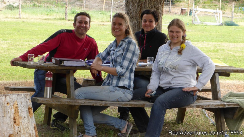 English language studies at a ranch | Image #4/4 | Unique English Language Schools on Ranches in Cana