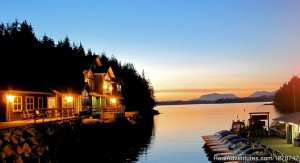 Shearwater Resort & Marina Eco Tours Denny Island, British Columbia