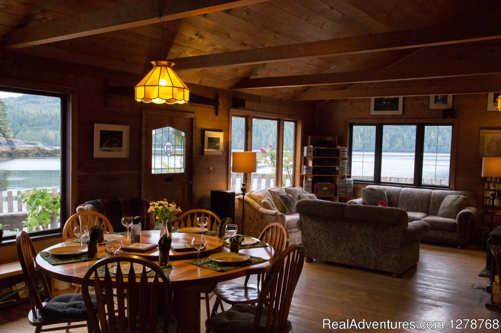 Lodge interior | Image #4/9 | Blackfish Lodge