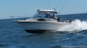 Wild Pacific Charters Ucluelet, British Columbia Fishing Trips