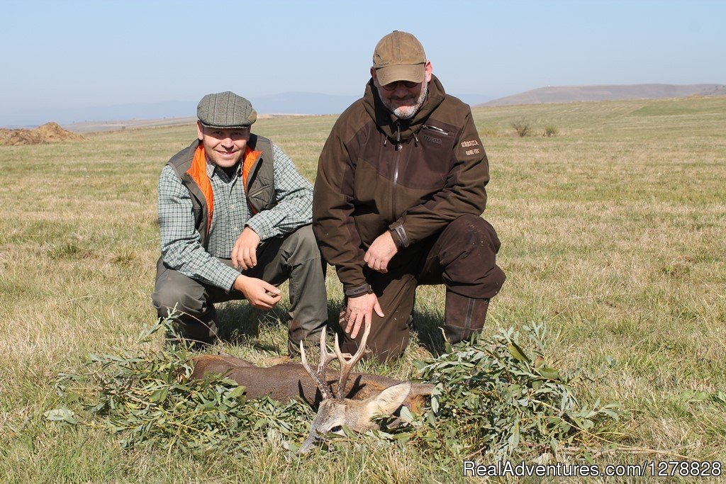 Roe deer stalking in Romania | Image #8/26 | Big and small game hunting in Romania