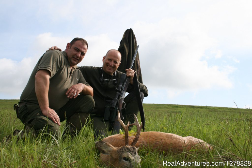 Roe deer stalking in Romania | Image #14/26 | Big and small game hunting in Romania
