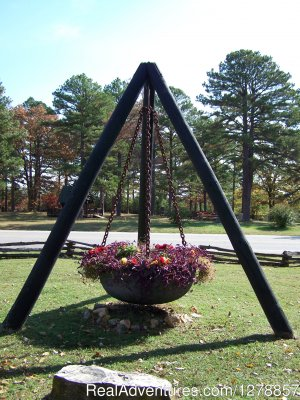 Kettle Campground Cabins & RV Park Campgrounds & RV Parks Eureka Springs, Arkansas