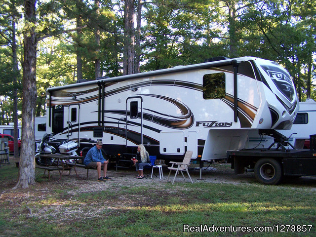 Kettle Campground Cabins Amp Rv Park Eureka Springs