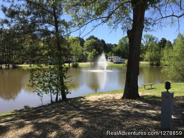Magnolia RV Park, LLC Magnolia, Arkansas Campgrounds & RV Parks