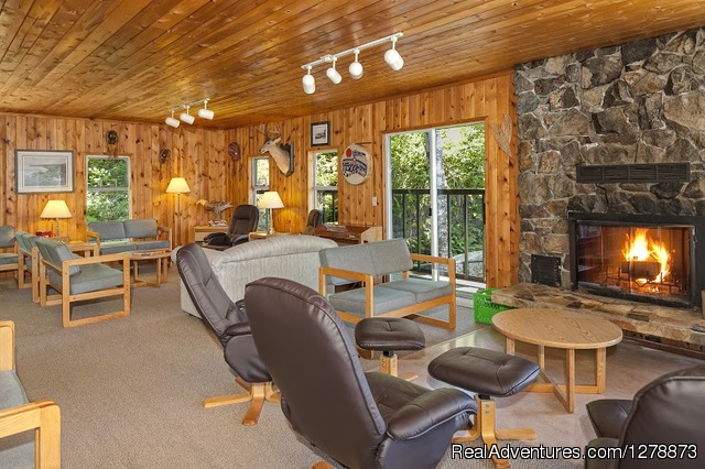 - Nootka Island Lodge