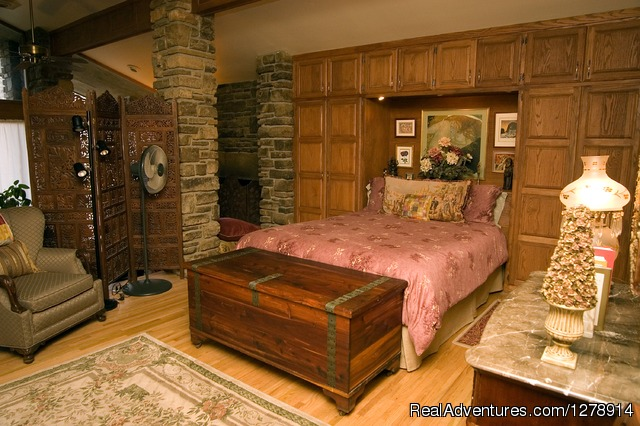 Azalea Falls Lodge Kingston, Arkansas Vacation Rentals