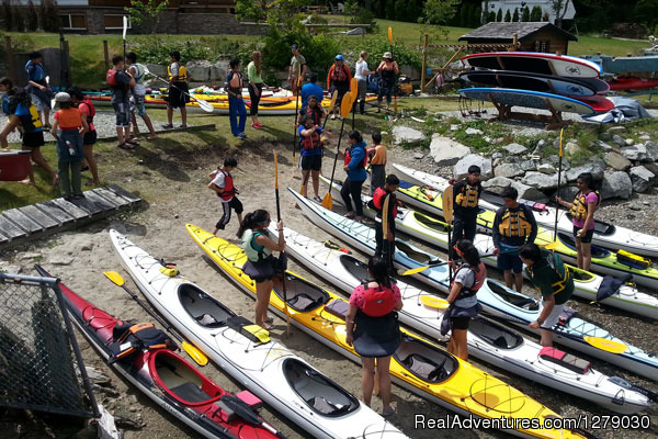 - Halfmoon Sea Kayaks Sunshine Coast Adventures
