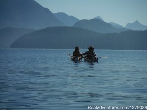Adventuress Sea Kayaking Parksville, British Columbia Kayaking & Canoeing