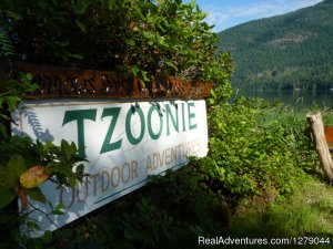 Tzoonie Wilderness Resort Hotels & Resorts Sechelt, British Columbia